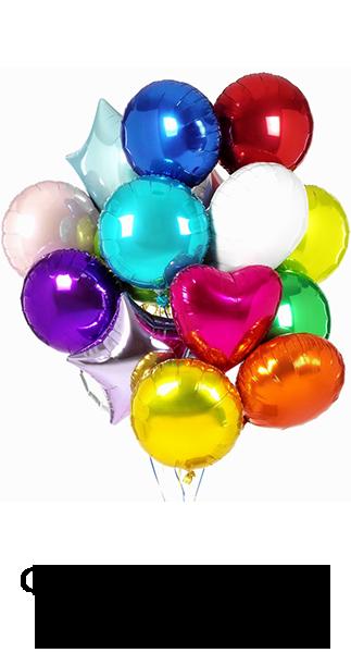 Посмотреть фольгированные шары